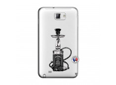 Coque Samsung Galaxy Note 1 Jack Hookah