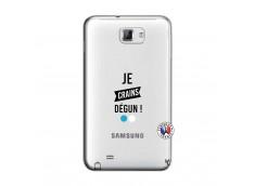 Coque Samsung Galaxy Note 1 Je Crains Degun