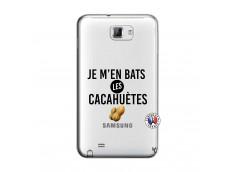 Coque Samsung Galaxy Note 1 Je M En Bas Les Cacahuetes