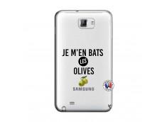 Coque Samsung Galaxy Note 1 Je M En Bas Les Olives