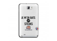 Coque Samsung Galaxy Note 1 Je M En Bas Les Steaks