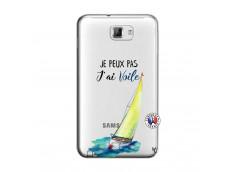Coque Samsung Galaxy Note 1 Je Peux Pas J Ai Voile