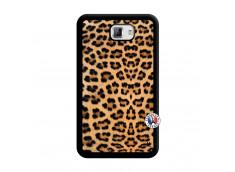 Coque Samsung Galaxy Note 1 Leopard Style Noir
