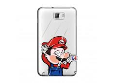 Coque Samsung Galaxy Note 1 Mario Impact