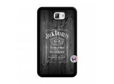 Coque Samsung Galaxy Note 1 Old Jack Noir