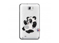 Coque Samsung Galaxy Note 1 Panda Impact