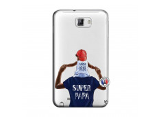 Coque Samsung Galaxy Note 1 Papa Super Heros