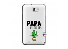 Coque Samsung Galaxy Note 1 Papa Tu Piques