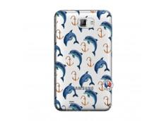 Coque Samsung Galaxy Note 1 Dauphins