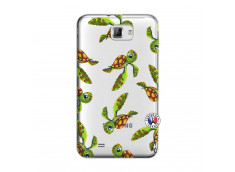 Coque Samsung Galaxy Note 1 Tortue Géniale