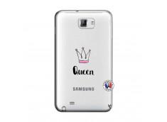 Coque Samsung Galaxy Note 1 Queen