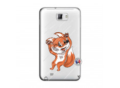 Coque Samsung Galaxy Note 1 Fox Impact