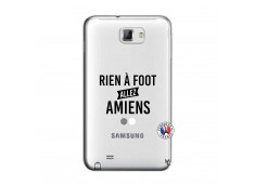 Coque Samsung Galaxy Note 1 Rien A Foot Allez Amiens