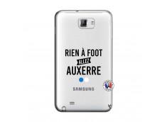 Coque Samsung Galaxy Note 1 Rien A Foot Allez Auxerre