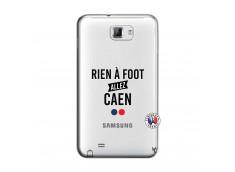 Coque Samsung Galaxy Note 1 Rien A Foot Allez Caen