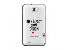 Coque Samsung Galaxy Note 1 Rien A Foot Allez Dijon