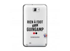 Coque Samsung Galaxy Note 1 Rien A Foot Allez Guingamp