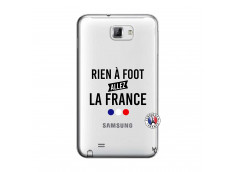 Coque Samsung Galaxy Note 1 Rien A Foot Allez La France
