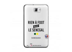 Coque Samsung Galaxy Note 1 Rien A Foot Allez Le Senegal