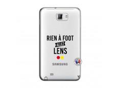 Coque Samsung Galaxy Note 1 Rien A Foot Allez Lens