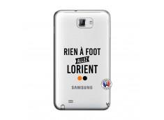 Coque Samsung Galaxy Note 1 Rien A Foot Allez Lorient