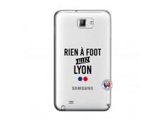Coque Samsung Galaxy Note 1 Rien A Foot Allez Lyon