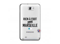Coque Samsung Galaxy Note 1 Rien A Foot Allez Marseille