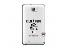 Coque Samsung Galaxy Note 1 Rien A Foot Allez Metz