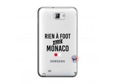 Coque Samsung Galaxy Note 1 Rien A Foot Allez Monaco