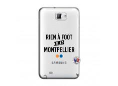 Coque Samsung Galaxy Note 1 Rien A Foot Allez Montpellier