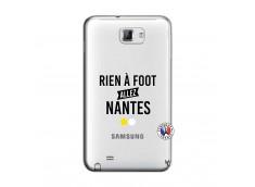Coque Samsung Galaxy Note 1 Rien A Foot Allez Nantes
