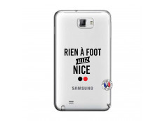 Coque Samsung Galaxy Note 1 Rien A Foot Allez Nice