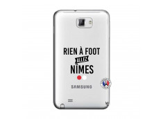 Coque Samsung Galaxy Note 1 Rien A Foot Allez Nimes