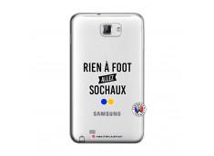 Coque Samsung Galaxy Note 1 Rien A Foot Allez Sochaux