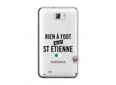 Coque Samsung Galaxy Note 1 Rien A Foot Allez St Etienne