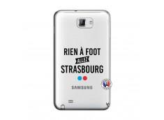 Coque Samsung Galaxy Note 1 Rien A Foot Allez Strasbourg