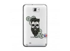 Coque Samsung Galaxy Note 1 Skull Hipster