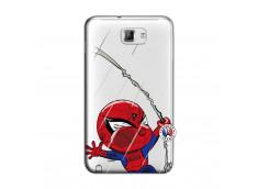 Coque Samsung Galaxy Note 1 Spider Impact