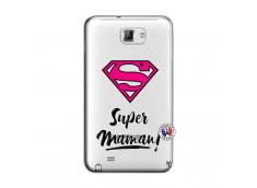 Coque Samsung Galaxy Note 1 Super Maman