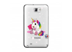 Coque Samsung Galaxy Note 1 Sweet Baby Licorne