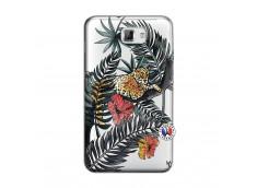 Coque Samsung Galaxy Note 1 Leopard Tree