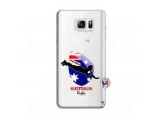 Coque Samsung Galaxy Note 3 Lite Coupe du Monde Rugby-Australia