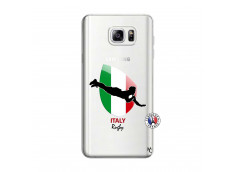 Coque Samsung Galaxy Note 3 Lite Coupe du Monde Rugby-Italy