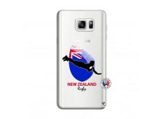 Coque Samsung Galaxy Note 3 Lite Coupe du Monde Rugby- Nouvelle Zélande