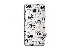 Coque Samsung Galaxy Note 3 Lite Cow Pattern