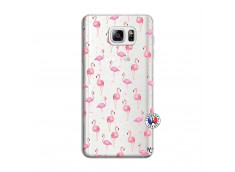 Coque Samsung Galaxy Note 3 Lite Flamingo