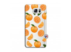 Coque Samsung Galaxy Note 3 Lite Orange Gina