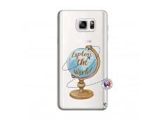 Coque Samsung Galaxy Note 3 Lite Globe Trotter