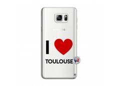 Coque Samsung Galaxy Note 3 Lite I Love Toulouse