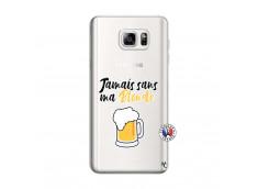 Coque Samsung Galaxy Note 3 Lite Jamais Sans Ma Blonde